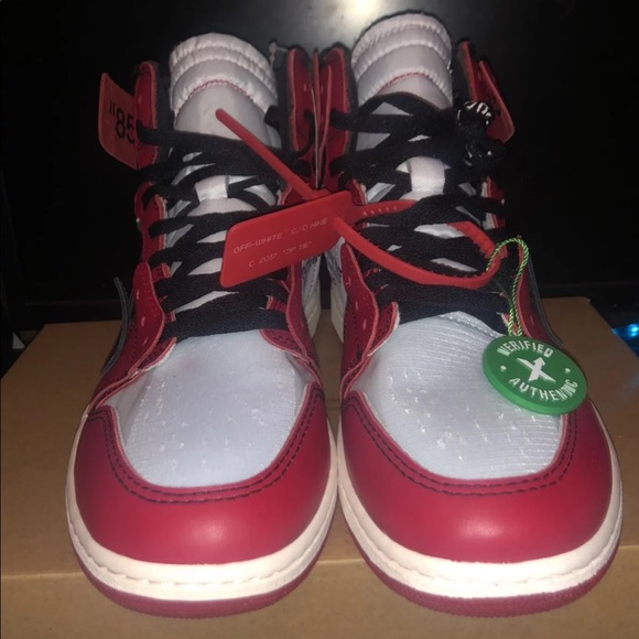 6380f714 Jordan Shoes | Off White Chicago Air 1 | Poshmark
